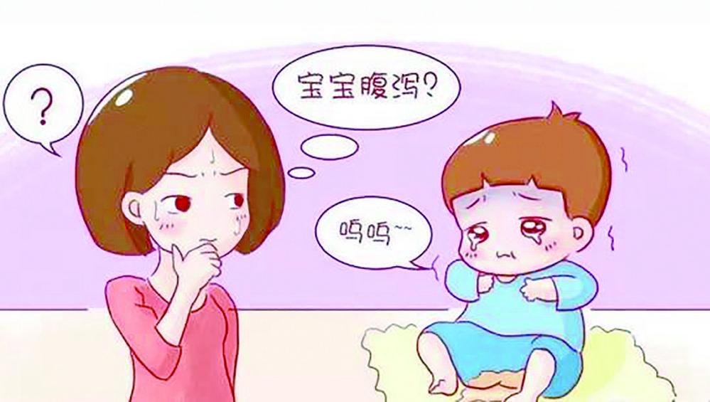 武警广东总队医院_孩子腹泻要不要立刻止泻?